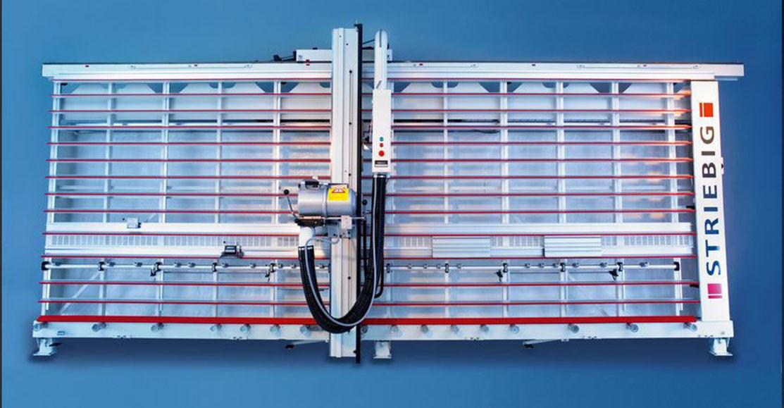 Standard vertical saw