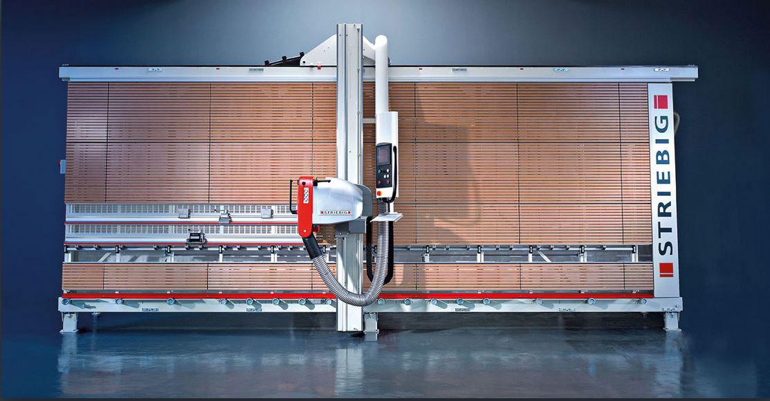 Control vertical cutting